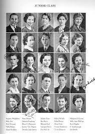 1935 Hot Springs, Arkansas Yearbook