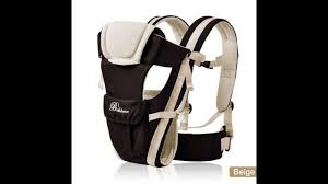 Beth Bear 0-30 <b>Months</b> Breathable Front Facing <b>Baby Carrier</b> ...