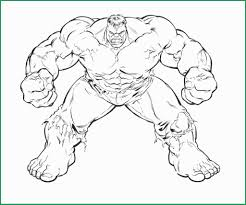 Hulk Coloring Pages Great Hulk Coloring Page Coloring Pages Kids