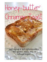 Cinnamon Toast Design Ottawa Cinnamon Toast Honey Butter Get Your Skin Glowing