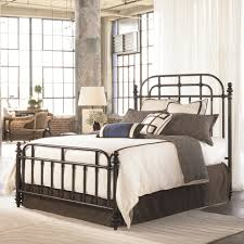 Metal Bed Bedroom Thomasvillear Reinventions King Pullman Metal Headboard And