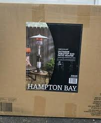 hampton bay 11000 btu powder coated