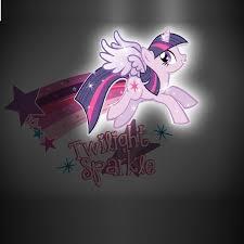 Buy 3d Light Fx My Little Pony Twilight Sparkle 3d Deco Mini