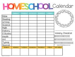 Student Daily Planner With Subjects Free Homeschool Planner The Crafty Classroom