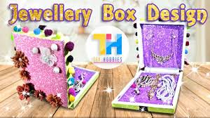 diy jewellery box design kids project