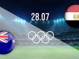 موعد مباراة مصر الأولمبي وأستراليا في الألعاب الأولمبية طوكيو 2021