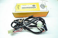 harley cruise control motorcycle parts new oem harley davidson cruise control wire harness kit 70314 90 nos