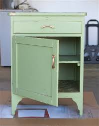 green painted furniture. Sunshiny Green Painted Furniture