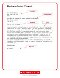 Writing A Formal Email Filename Business Letter Template