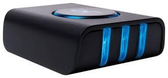 onkyo ubt 1 bluetooth usb adapter. grace digital - 3play bluetooth audio adapter black larger front onkyo ubt 1 usb