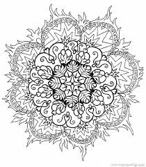Check out these grown up colouring books, and print out pages to colour. Free Mandala Coloring Pages For Adults Coloring Home