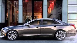 Cadillac Luxury Performance Sedan Review Youtube