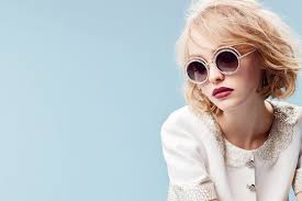 chanel eyewear. lily-rose depp lands chanel eyewear campaign n
