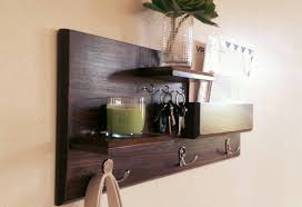 Wall Mounted Coat Rack With Shelf Walmart shelf Wall Coat Hanger With Shelf Excellent Wall Mounted Coat 9
