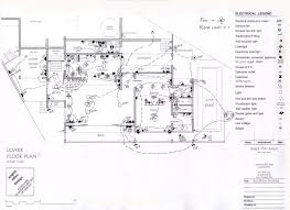 electrical electrical wiring diagram for a house