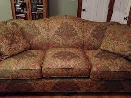 Tapestry Sofa Living Room Furniture Fargo Sofa With William Morris Esque Tapestry Fabric Stickley