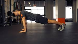 Image result for man doing pushups