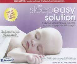 The Sleepeasy Solution Jennifer Waldburger 9781452603988