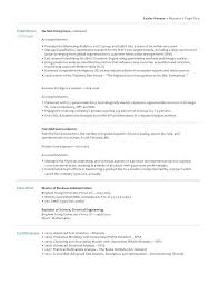 Resume 1 5 Pages How Many Pages Can A Resume Be Elegant How Many ...
