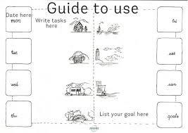 Weekly Planner Download Bullet Journal Template Task Planner