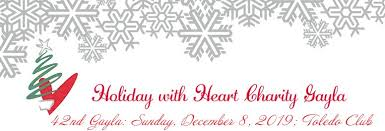 Holiday Name Holiday With Heart Charity Gayla Welcome