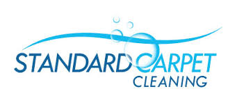 carpet company logo. standard carpet cleaning company logo
