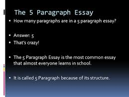quick review thesis statement main idea of your essay topic  the 5 paragraph essay how many paragraphs are in a 5 paragraph essay