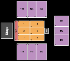 Crown Arena The Crown Center Tickets Seating Charts And