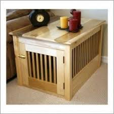 crate furniture diy. wooden creek solid wood furniture dog crate is hand diy