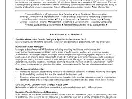 Lovely Hr Resume Ideas Professional Resume Example Ideas
