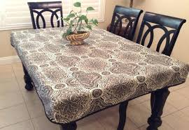 70 round vinyl tablecloth inch cotton fl print table inches