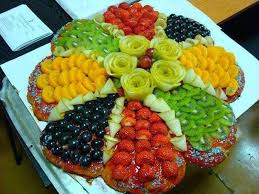 How To Decorate Salad Tray Decoration Ideas Salad utnavi 85
