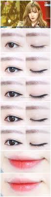 korean make up songofcouples koreanmakeup natural eye makeupnatural