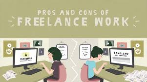 freelance computer services freelance work the pros and cons of freelance work