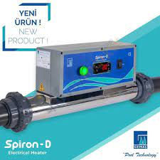 Gemaş Spiron Dijital Havuz Isıtıcı Fiyatı ve Özellikleri