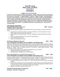 It Summary Of Qualifications Summary Of Qualifications For Sales