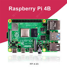 New Raspberry Pi 4 Model B 2GB RAM BCM2711 Quad core Cortex ...