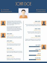 Infographic Resume Examples Infographic Resume Templates 100 Examples To Download Use Now 26