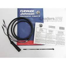 evinrude johnson omc new oem instrument tach wiring harness 174732 image is loading evinrude johnson omc new oem instrument tach wiring
