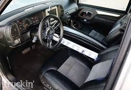 Tahoe 96 chevy tahoe parts : 1996 Chevy Silverado - 22 Inch Rims - Truckin' Magazine