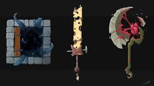 Guild Wars Design Artstation Concept Guild Wars 2 Design A Weapon Contest
