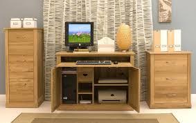 baumhaus mobel solid oak hidden home office. Inspirations For Office Ideas Categories Baumhaus Mobel Solid Oak Hidden Home I