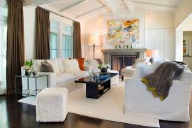 Good Wine Country Decorating Style Ceiling Grommet Living Room Farmhouse With  Tall Wainscoting Brown