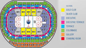 Rogers Place Seating Chart Edmonton Oilers Seating Chart Edmonton Oilers Seating