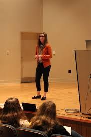 LSMSA   Science Speaker Series brings professional scientists to LSMSA