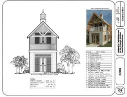 house plans with lookout tower lovely 7 free cabin plans you won t believe you can