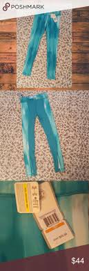 NWT Under Armour Turquoise Pant NWT