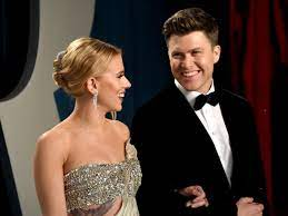 How did Scarlett Johansson and Colin ...