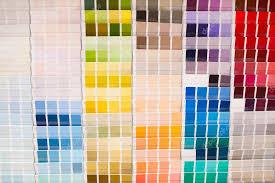 Color Spectrum Chart Color Spectrum Chart Stock Photo Brianholm 115829572