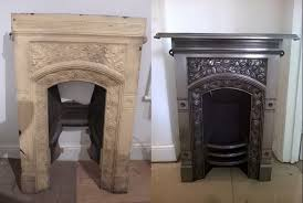 Small Bedroom Fireplaces Fireplace Restoration Ward Antique Fireplaces